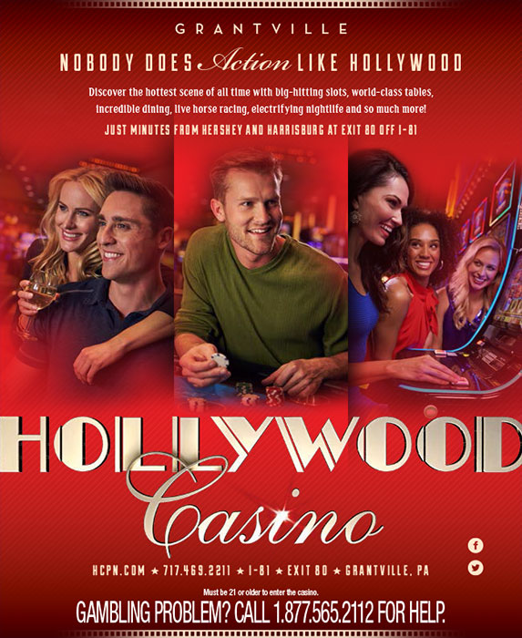 Hollywoodcasino com riverwind casino events